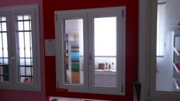 finestra profilo Schuco